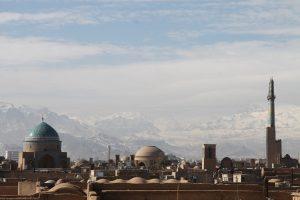 IRAN – NA STOKACH DEMAWENDU