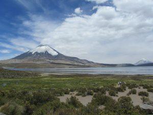Na szczytach andyjskich wulkanów
